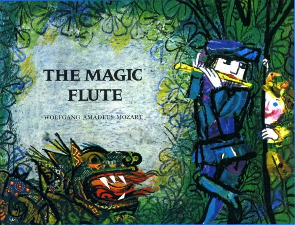 Magic Flute Acover